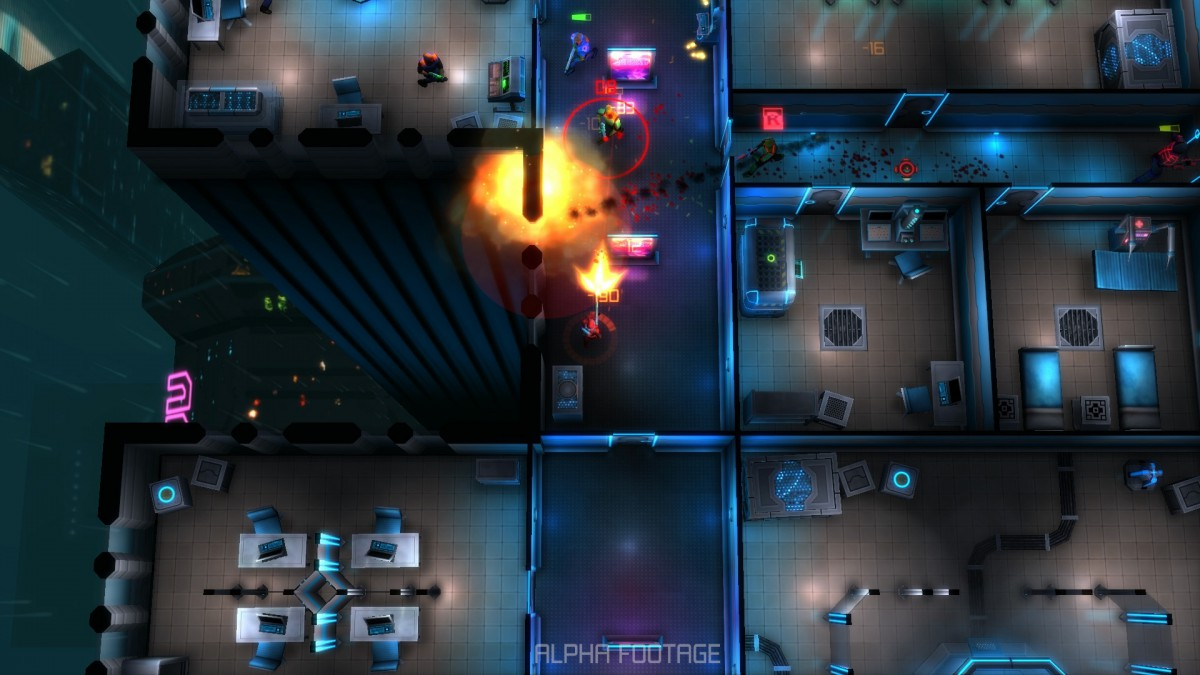 top down shooter pc