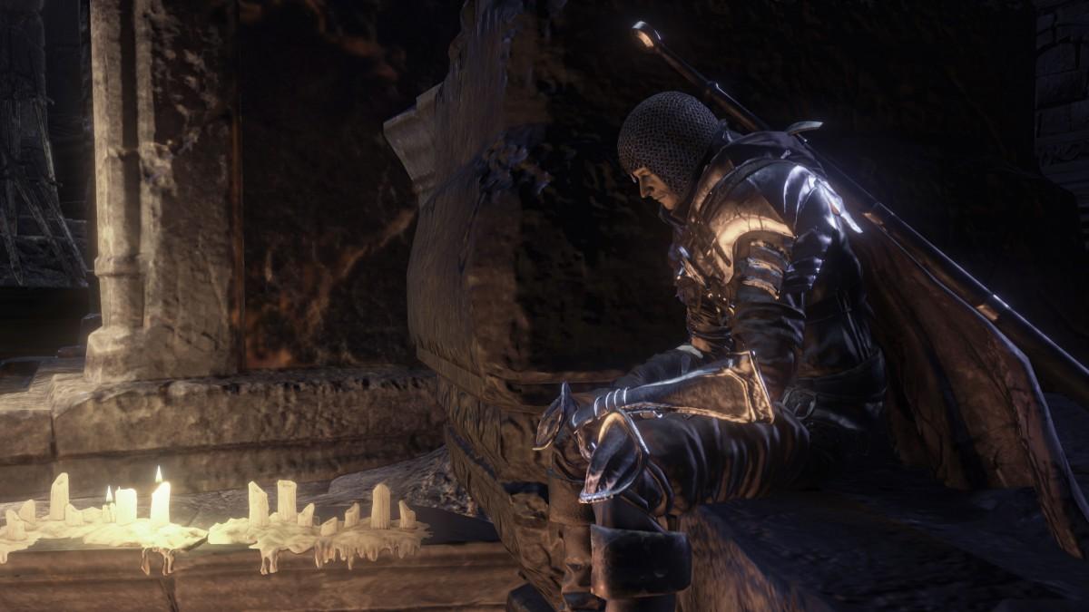 New Screenshots Released For Dark Souls III