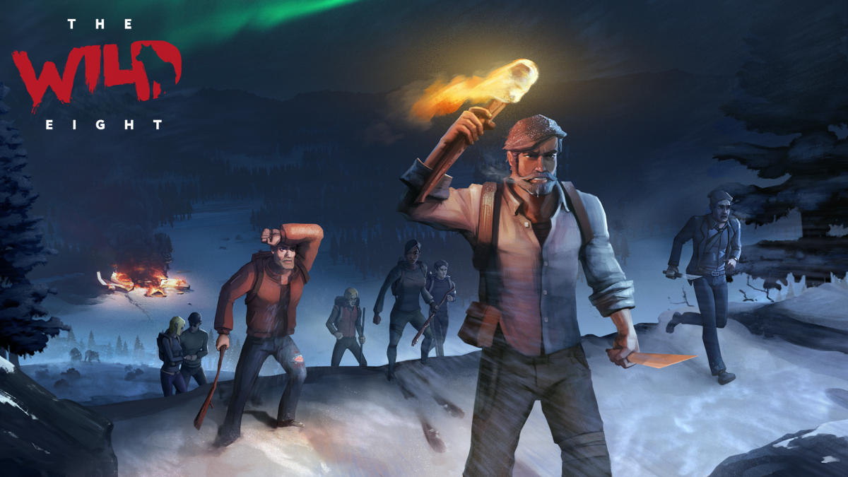Survive the Alaskan wilderness in The Wild Eight – now seeking funding on Kickstarter
