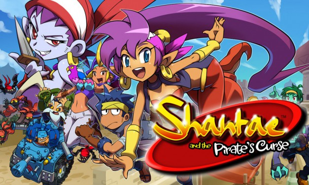 REVIEW – Shantae And The Pirate's Curse
