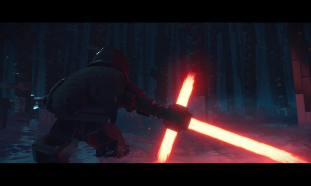 REVIEW – LEGO Star Wars: The Force Awakens