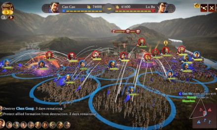 REVIEW – Romance of the Three Kingdoms XIII