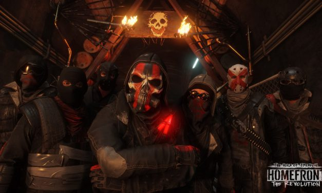 Homefront: The Revolution's first story based DLC 'The Voice of Freedom' launches today