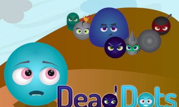 #SaveGoodDot with DeadDots, the mobile tower defense action title – now on Kickstarter