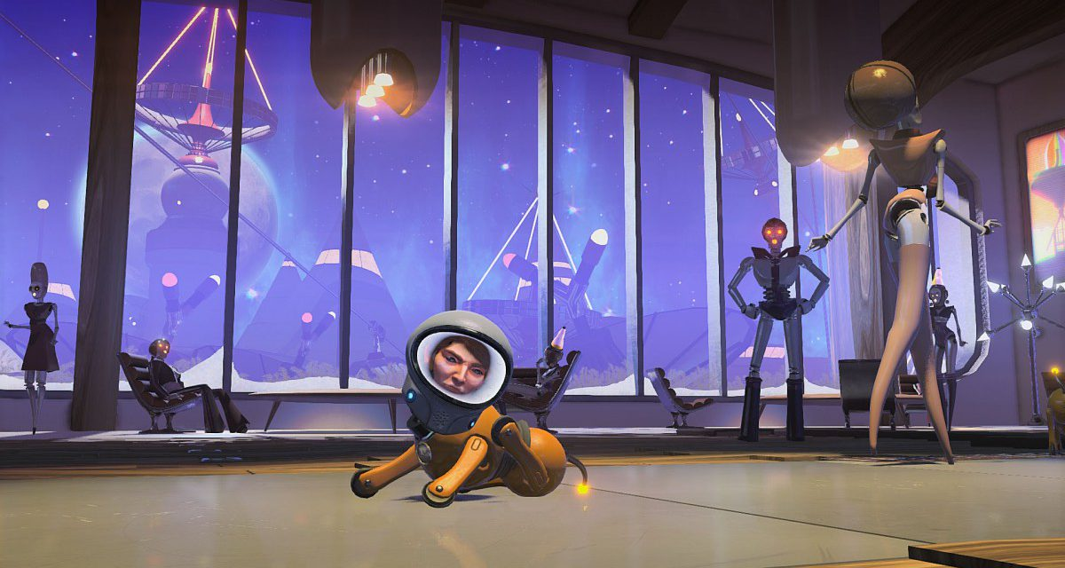 Headlander | REVIEW