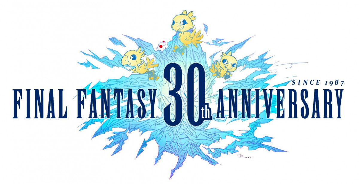 Square Enix kick off Final Fantasy's 30th Anniversary celebrations with new info and images for upcoming titles
