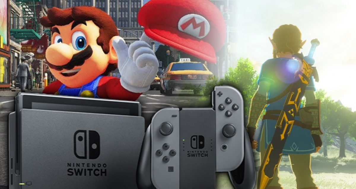 Check out the trailers of the Nintendo Switch's confirmed upcoming releases | FEATURE