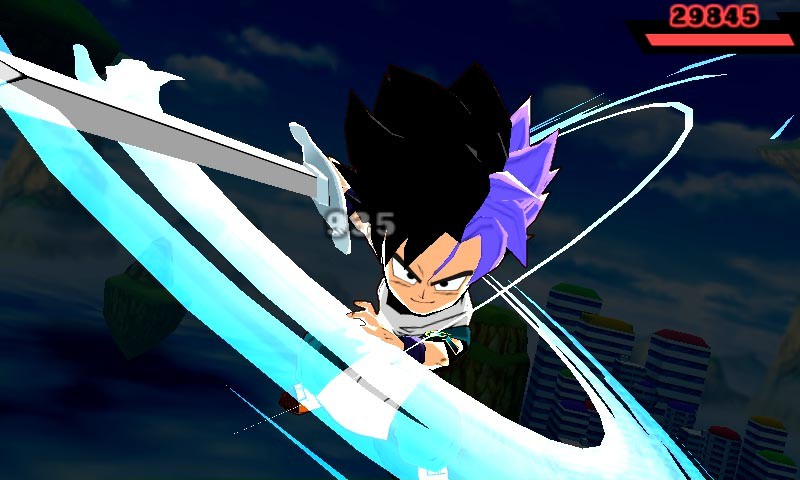 Dragon Ball Fusions blasts its way onto the 3DS in Europe today