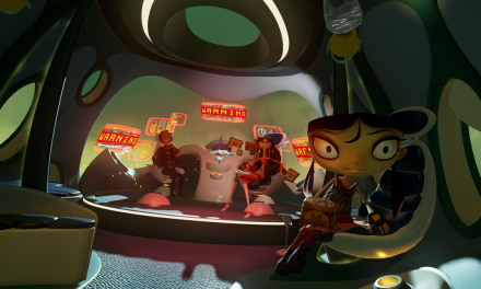 Psychonauts in the Rhombus of Ruin | REVIEW