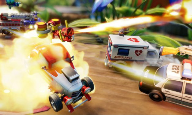 Codemasters reveal some new screenshots for upcoming racing-revival Micro Machines World Series
