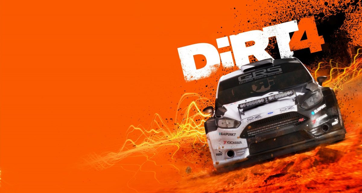 DiRT 4 | REVIEW