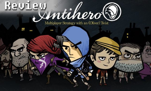 Antihero | REVIEW