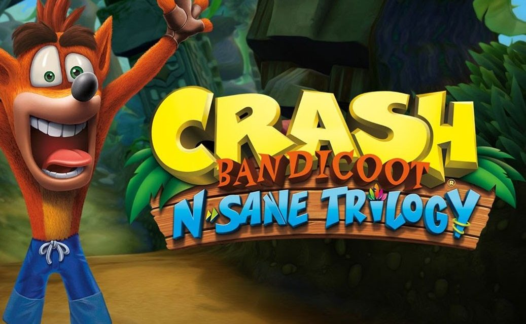 Crash Bandicoot: N. Sane Trilogy | MINI-REVIEW
