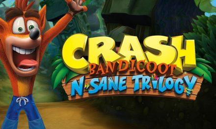 Crash Bandicoot: N. Sane Trilogy   MINI-REVIEW