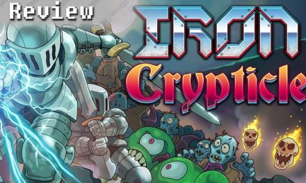 Iron Crypticle   REVIEW