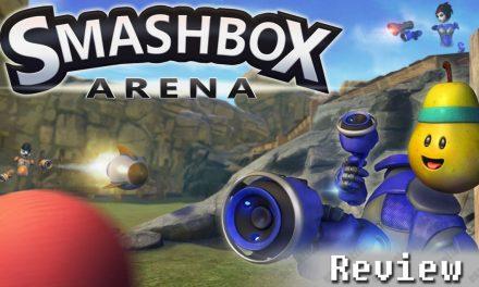 Smashbox Arena   REVIEW
