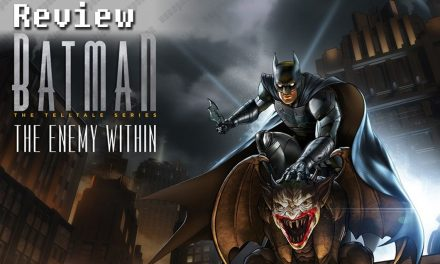 Batman: The Enemy Within – The Telltale Series (Episode One: 'The Enigma') | REVIEW