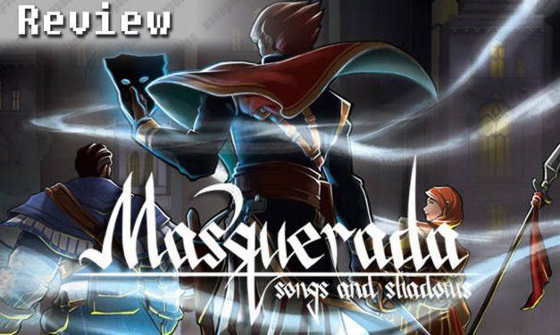 Masquerada: Songs and Shadows   REVIEW