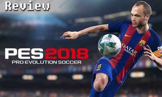 PES 2018 | REVIEW