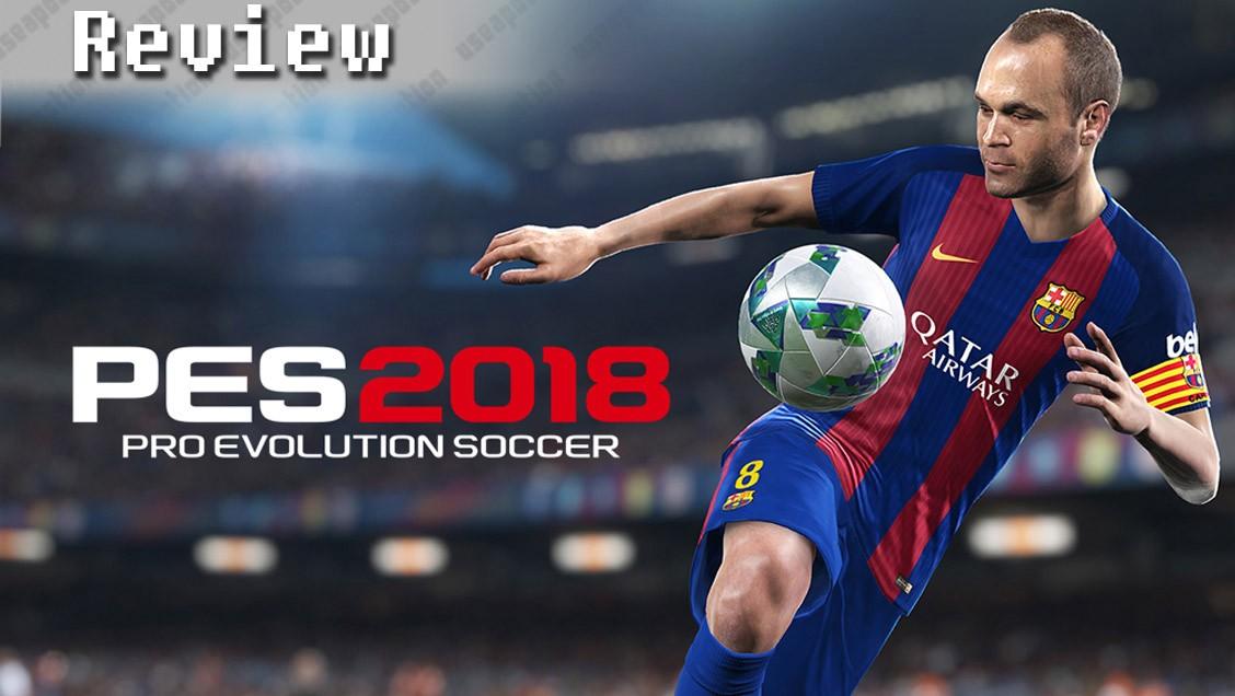 PES 2018 | REVIEW