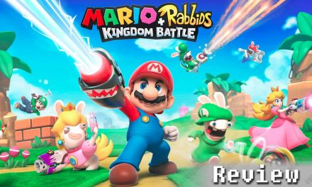Mario + Rabbids Kingdom Battle | REVIEW