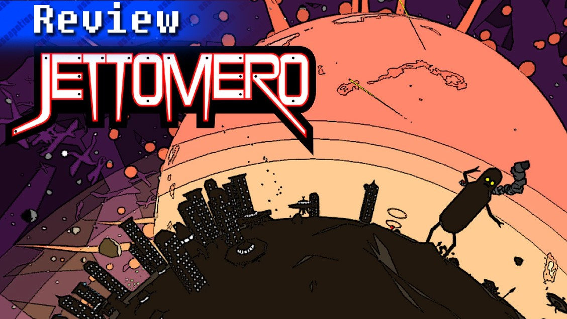 Jettomero: Hero of the Universe | REVIEW