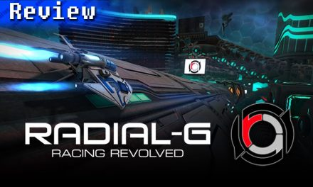 Radial-G: Racing Revolved   REVIEW