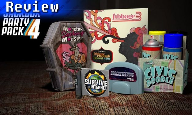 The Jackbox Party Pack 4 | REVIEW