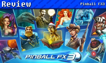 Pinball FX3   REVIEW