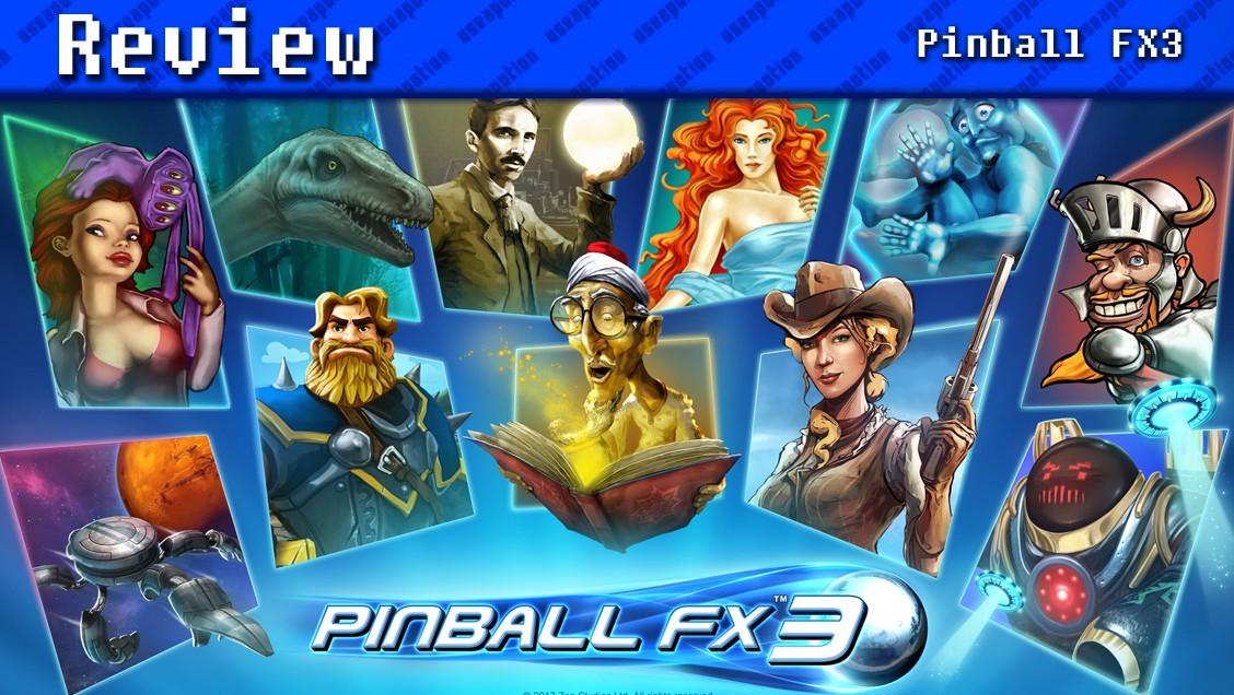 Pinball FX3 | REVIEW
