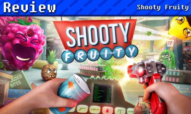 Shooty Fruity | REVIEW