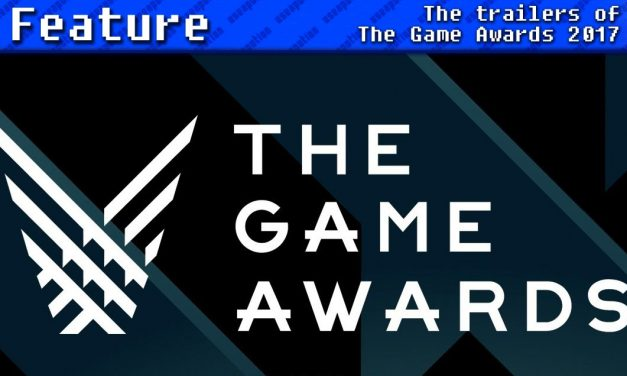 The Trailers of The Game Awards 2017