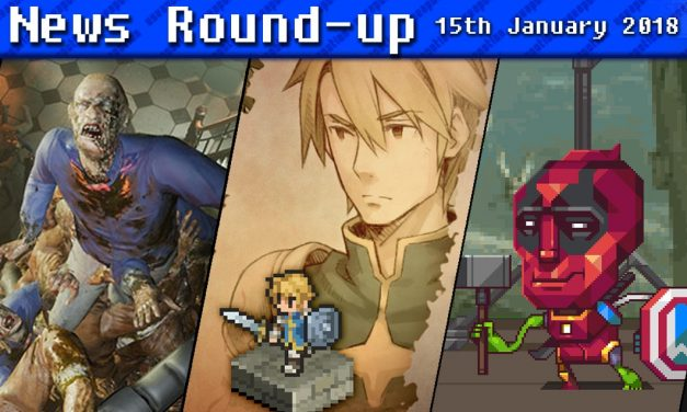 Gaming News Round-up | 15th January 2018
