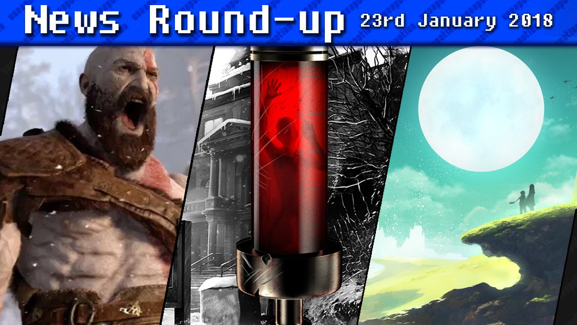 Gaming News Round-up | 23rd January 2018