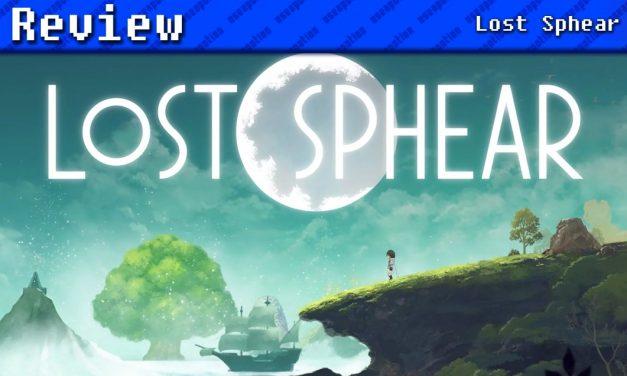 Lost Sphear | REVIEW