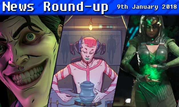 Gaming News Round-up   9th January 2018