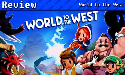 World to the West | REVIEW