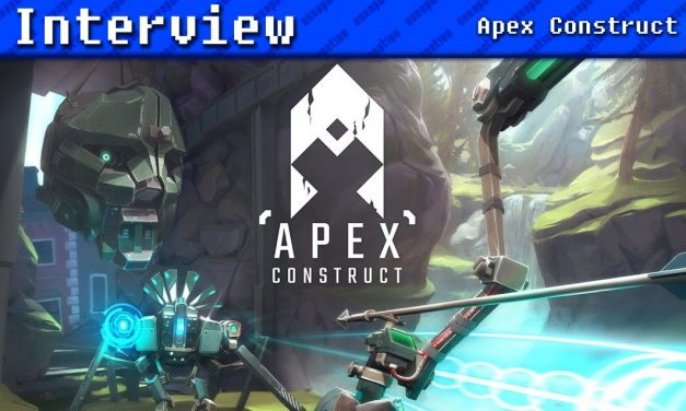 Find out more about the upcoming VR action-adventure Apex Construct   INTERVIEW