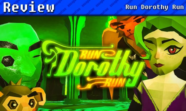 Run Dorothy Run | REVIEW