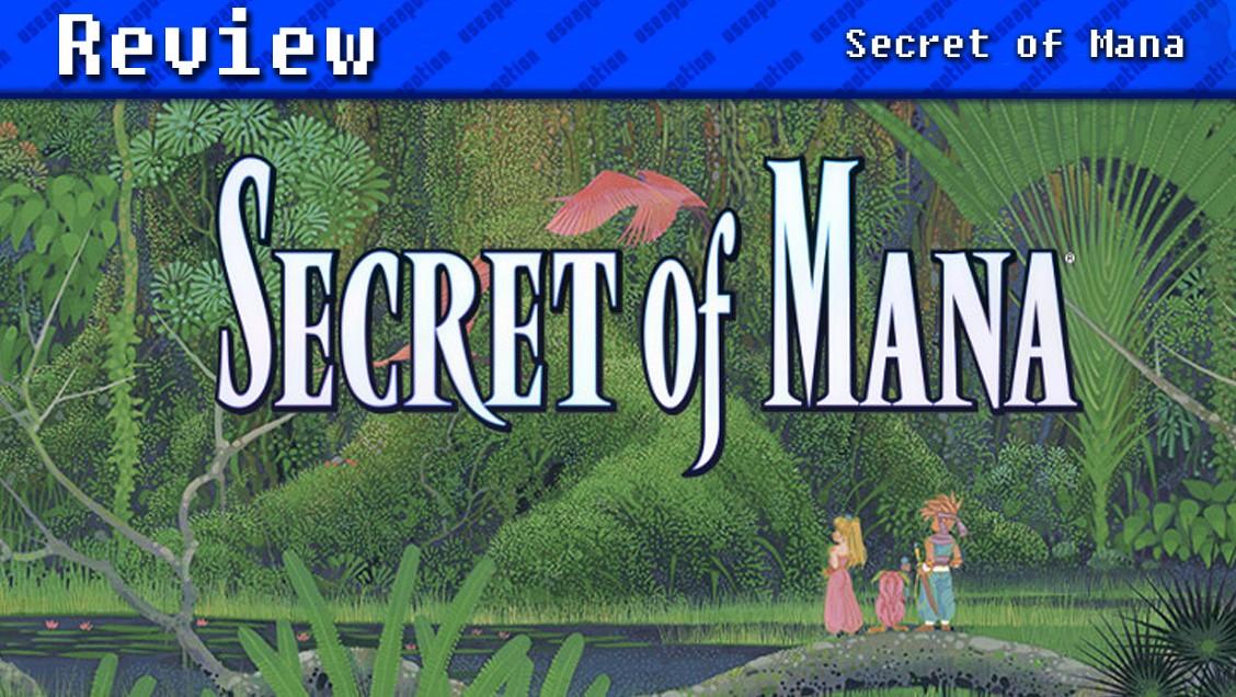 Secret of Mana | REVIEW