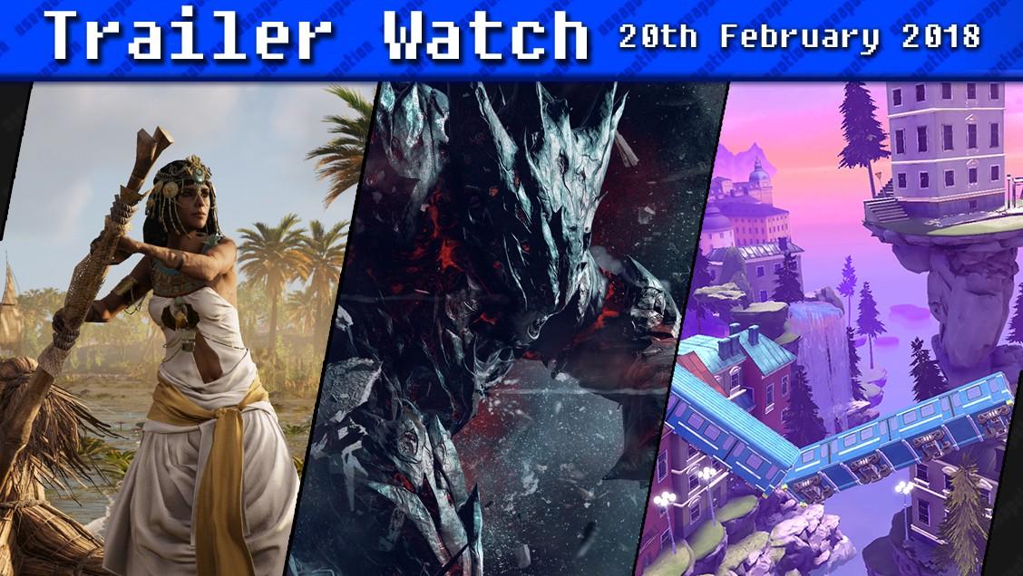 Trailer Watch   20th February 2018