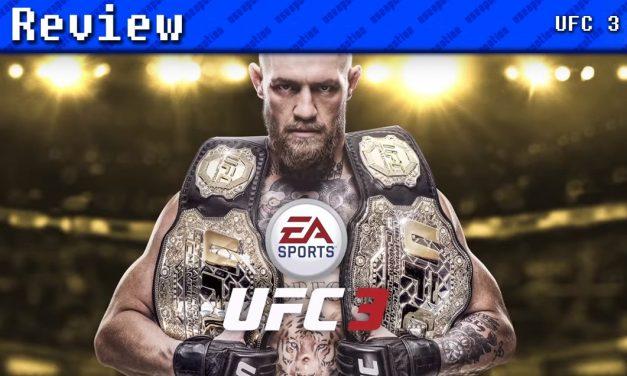 UFC 3 | REVIEW