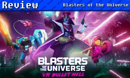 Blasters of the Universe | REVIEW