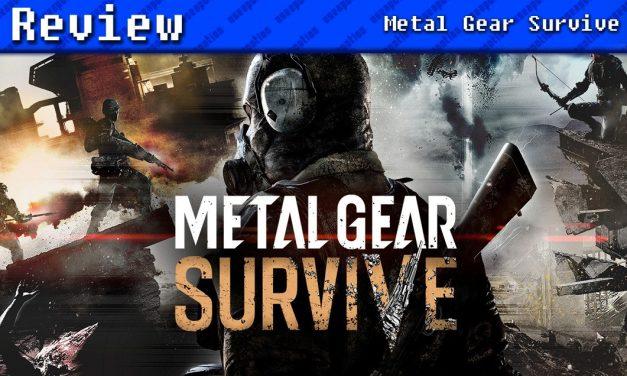 Metal Gear Survive | REVIEW
